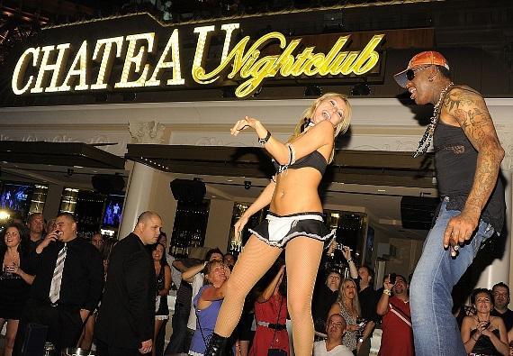 Dance like TMZ is not watching!