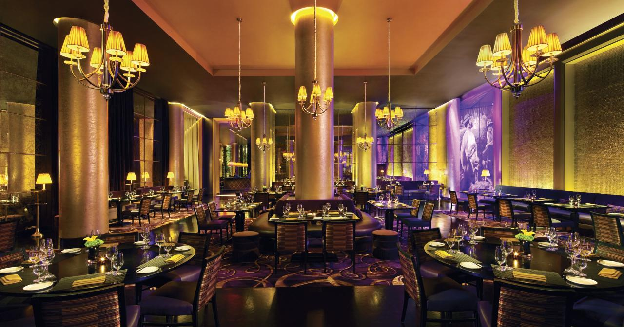 Vegaster Pick for Dinner: Sage Restaurant in Aria Resort and Casino.