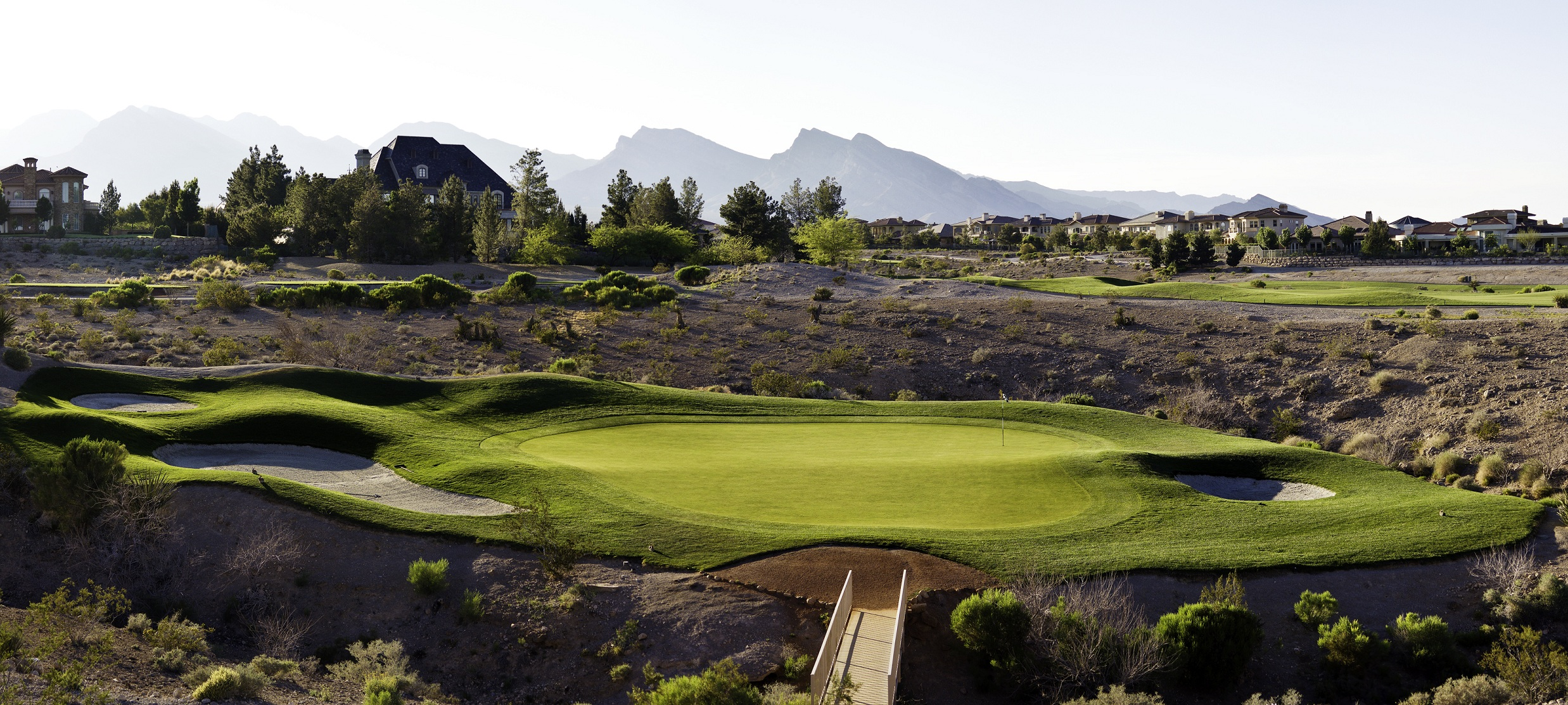 Are you bad enough to take on the Badlands Golf Course?