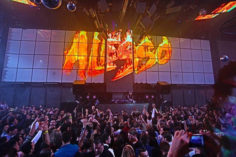 Alesso, former member of the Swedish House Mafia.
