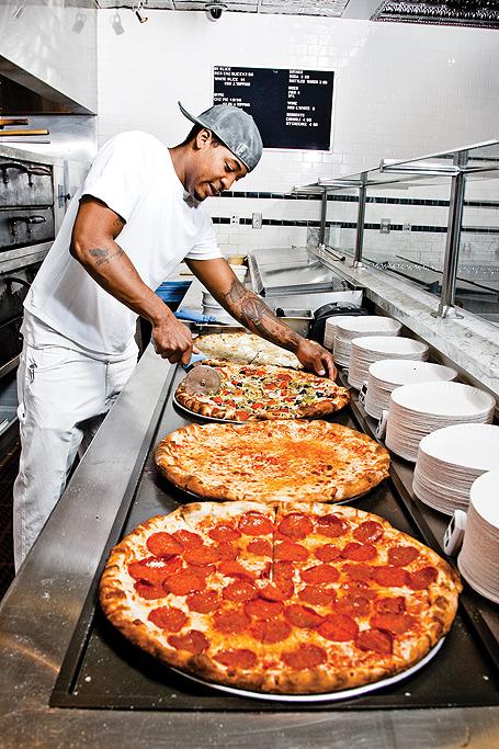 Secret Pizza @ Cosmo
