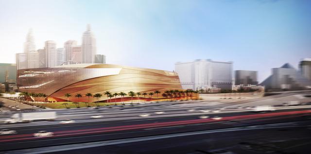 Future home of all things Vegas.