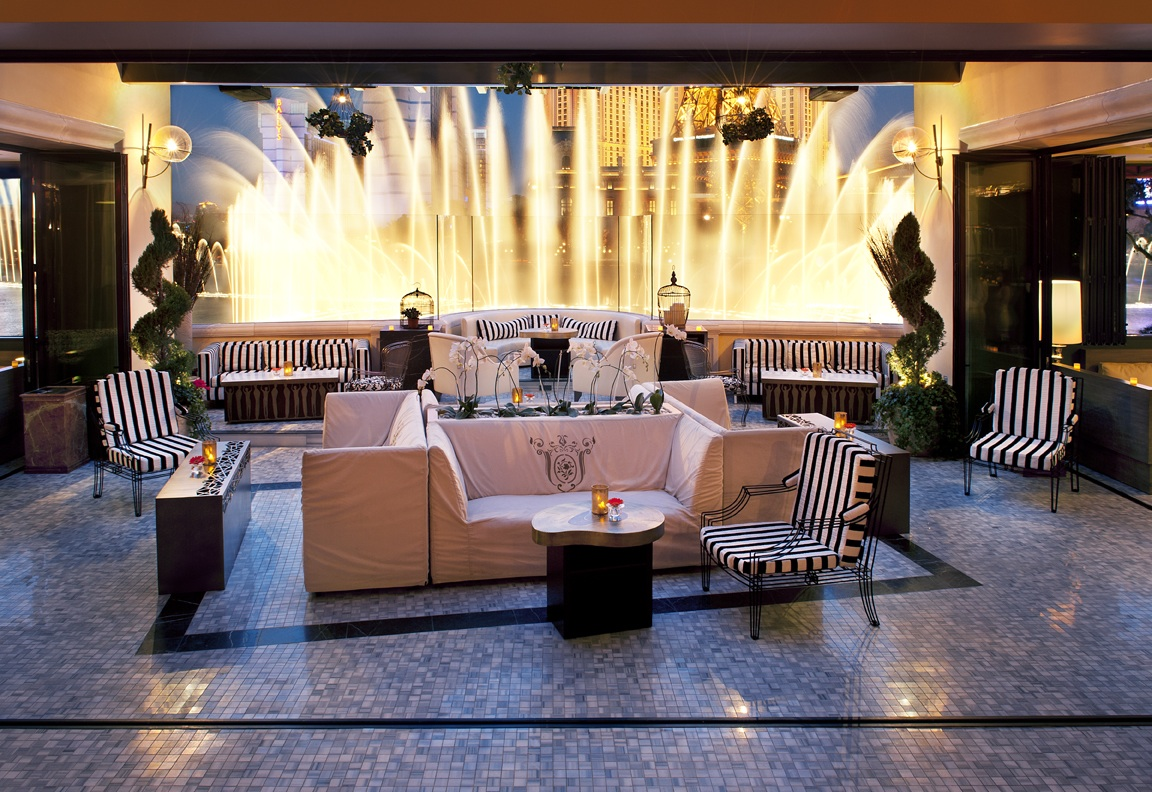 For a price, you can set off the Bellagio Fountains. Seriously!