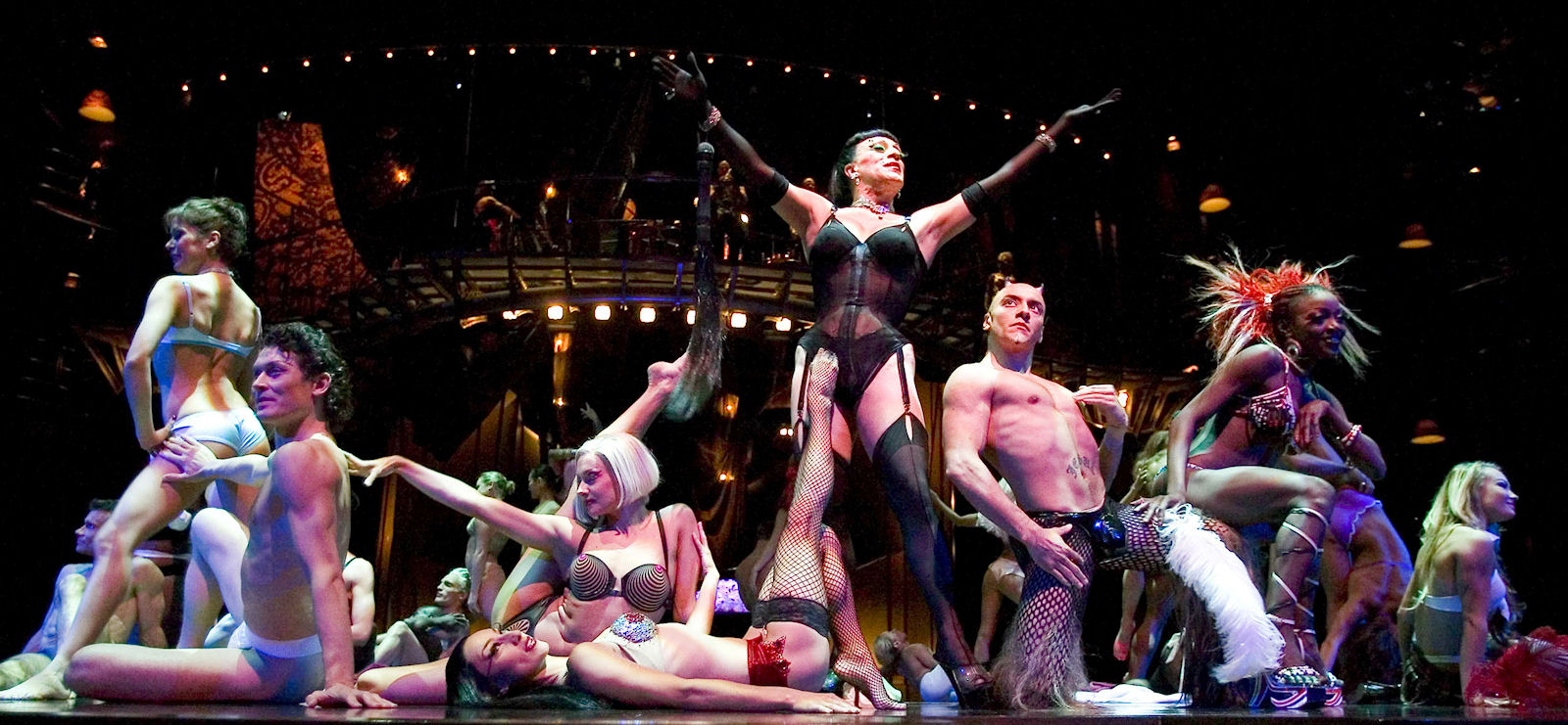 Zumanity at New York New York Hotel and Casino