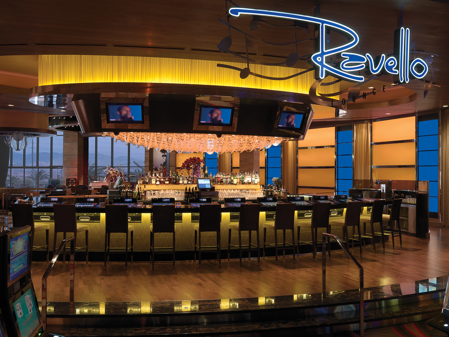 M Resort is off the strip, BUT that does not mean you're missing a thing!