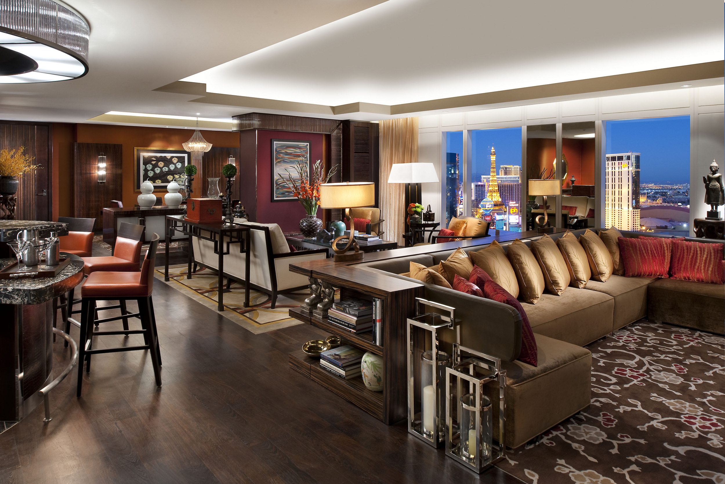 Luxury Suites & Penthouses