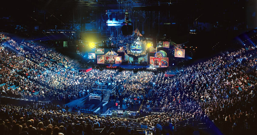 Music Venues & Entertainment Arenas