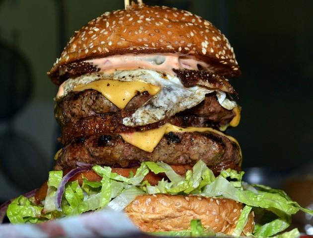 Top 7 Vegas Burgers