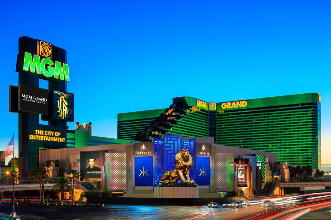 MGM Hotel & Casino Las Vegas