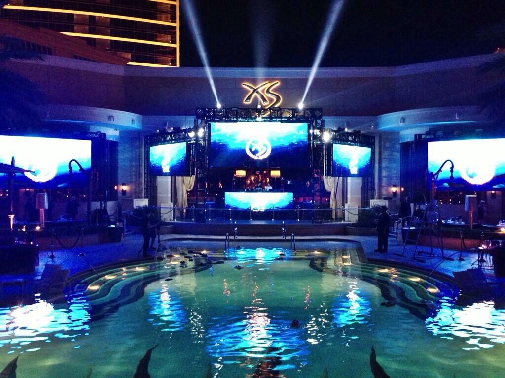 XS Nightclub @ Wynn Hotel & Casino Las Vegas