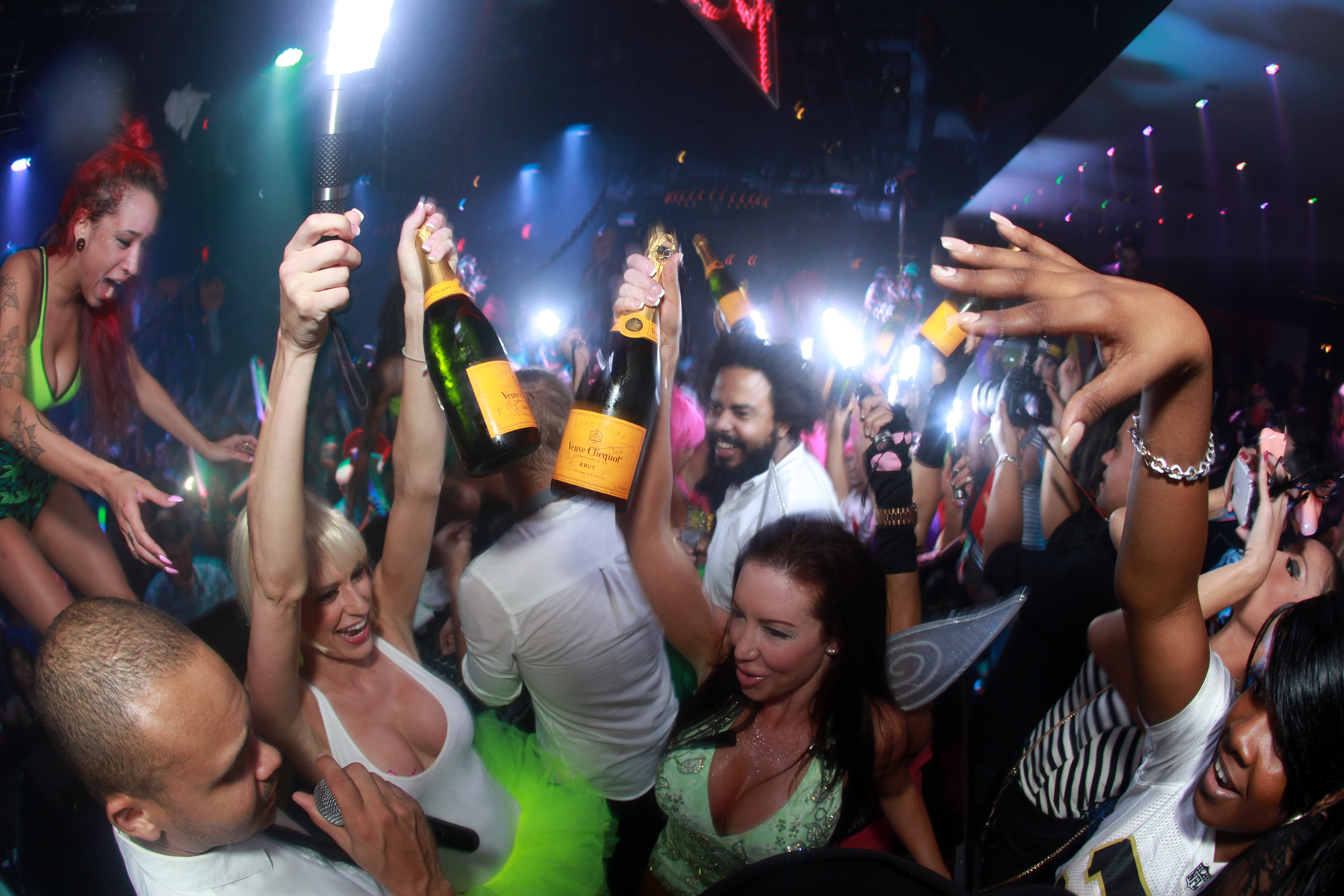 Vegas Bottle Service is like nothing you've ever seen