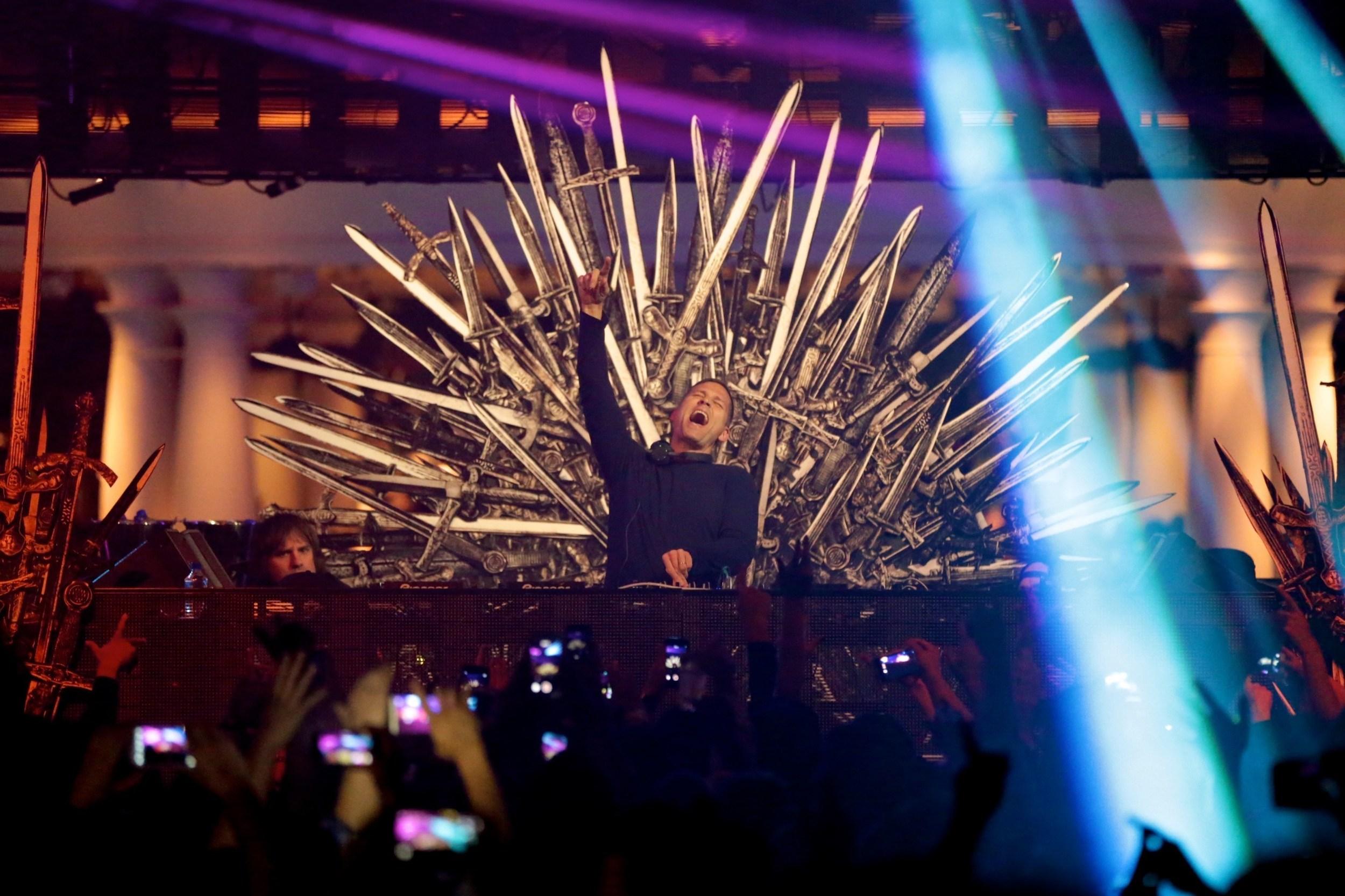 Kaskade at XS Nightclub, Wynn Las Vegas