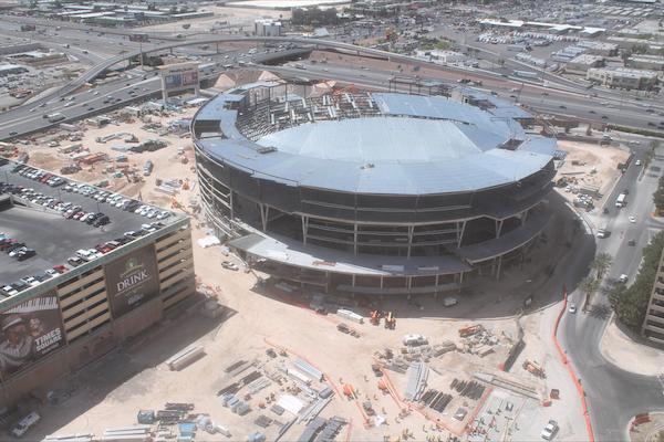 UFC, Hockey & More Coming To Las Vegas