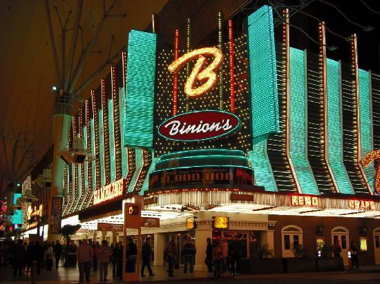 Binion's Downtown Las Vegas