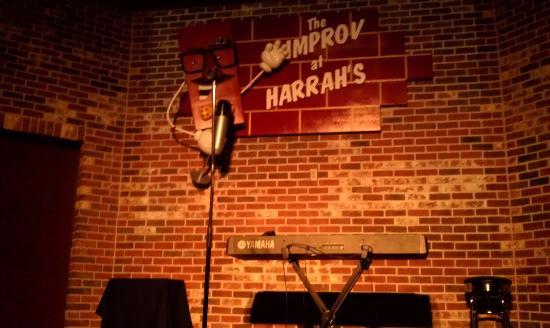 Improv Comedy Club @ Harrahs