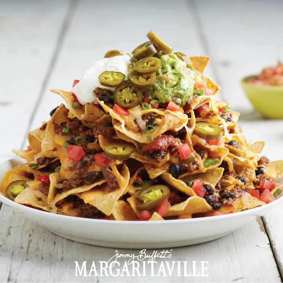 Margaritaville Nachos