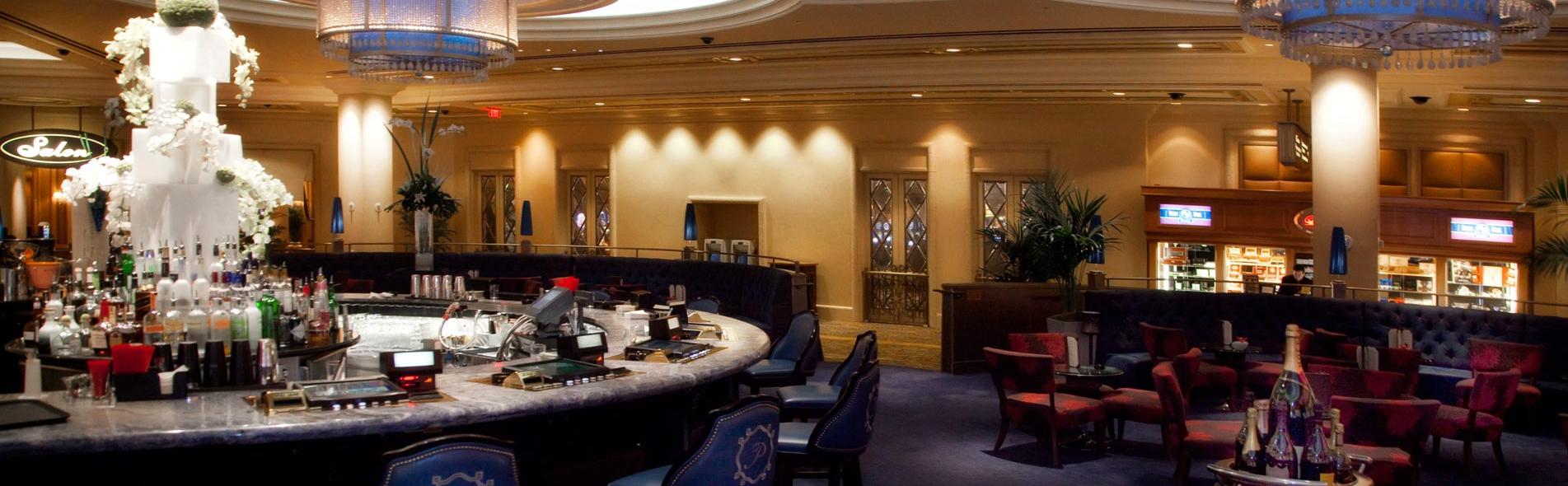Lauguna Champagne Bar at Palazzo Las Vegas Hotel and Casino