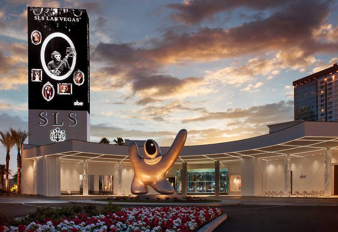 SLS Las Vegas is adding the W Tower