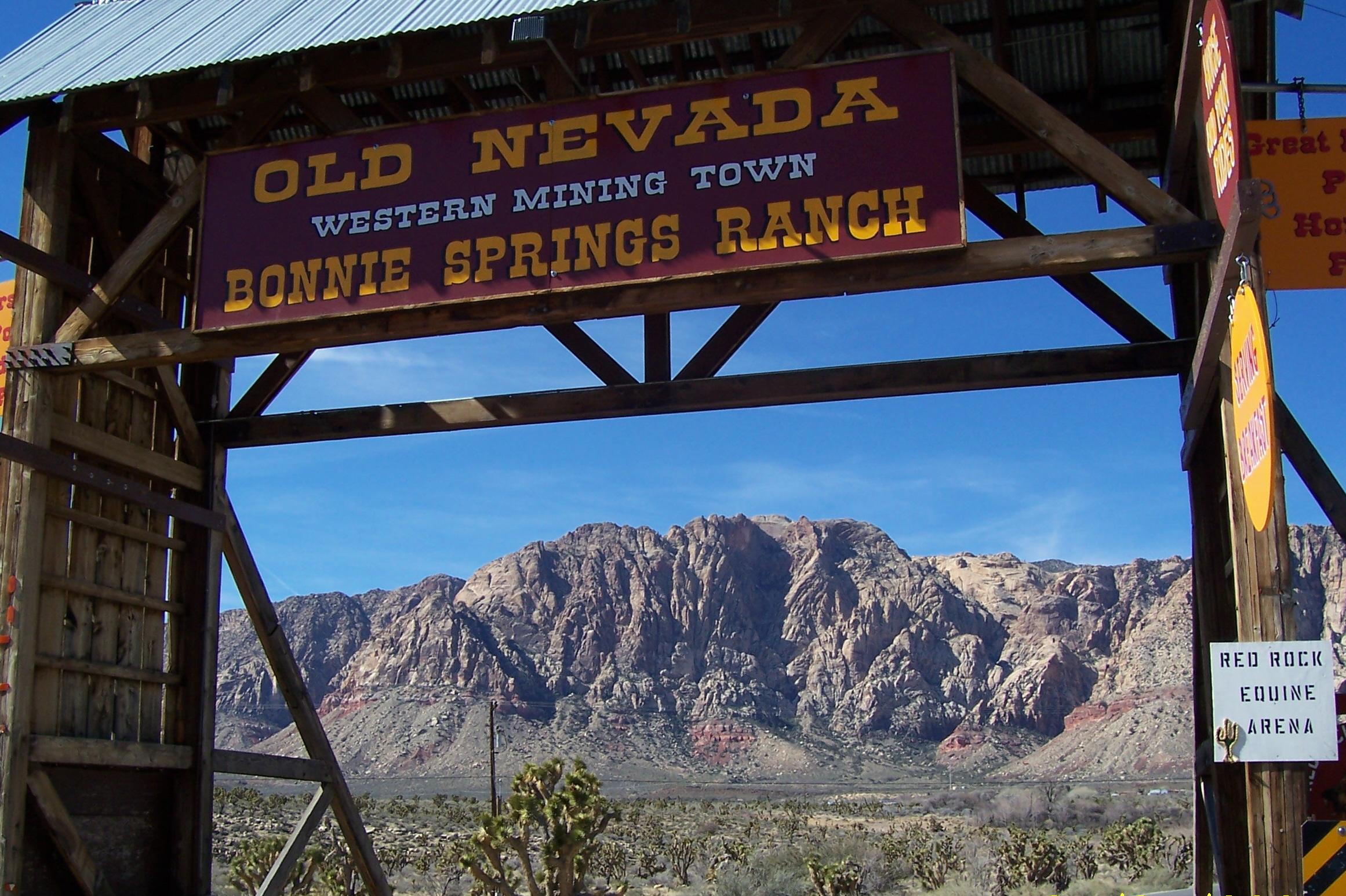 The Bonnie Springs Ranch