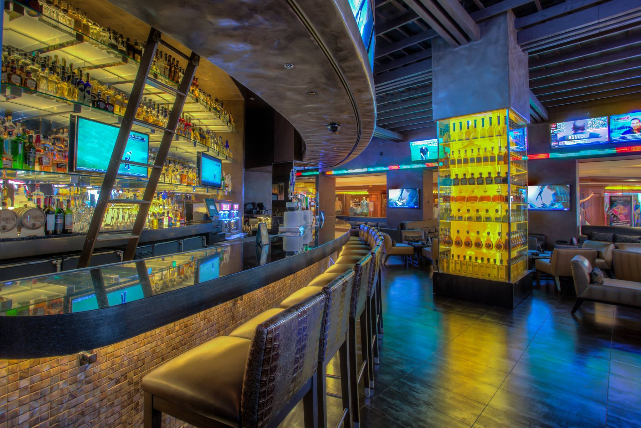 Cadillac Mexican Kitchen & Tequila Bar inside Golden Nugget Las Vegas