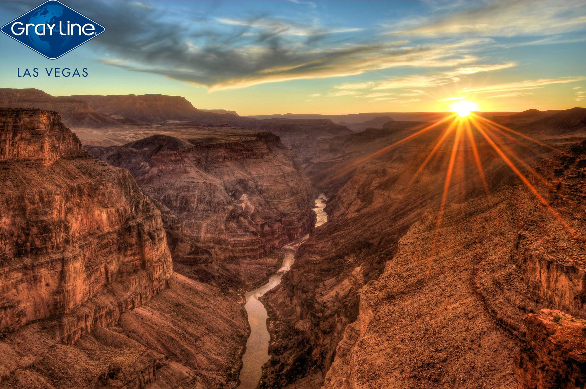 The Grand Canyon West Rim