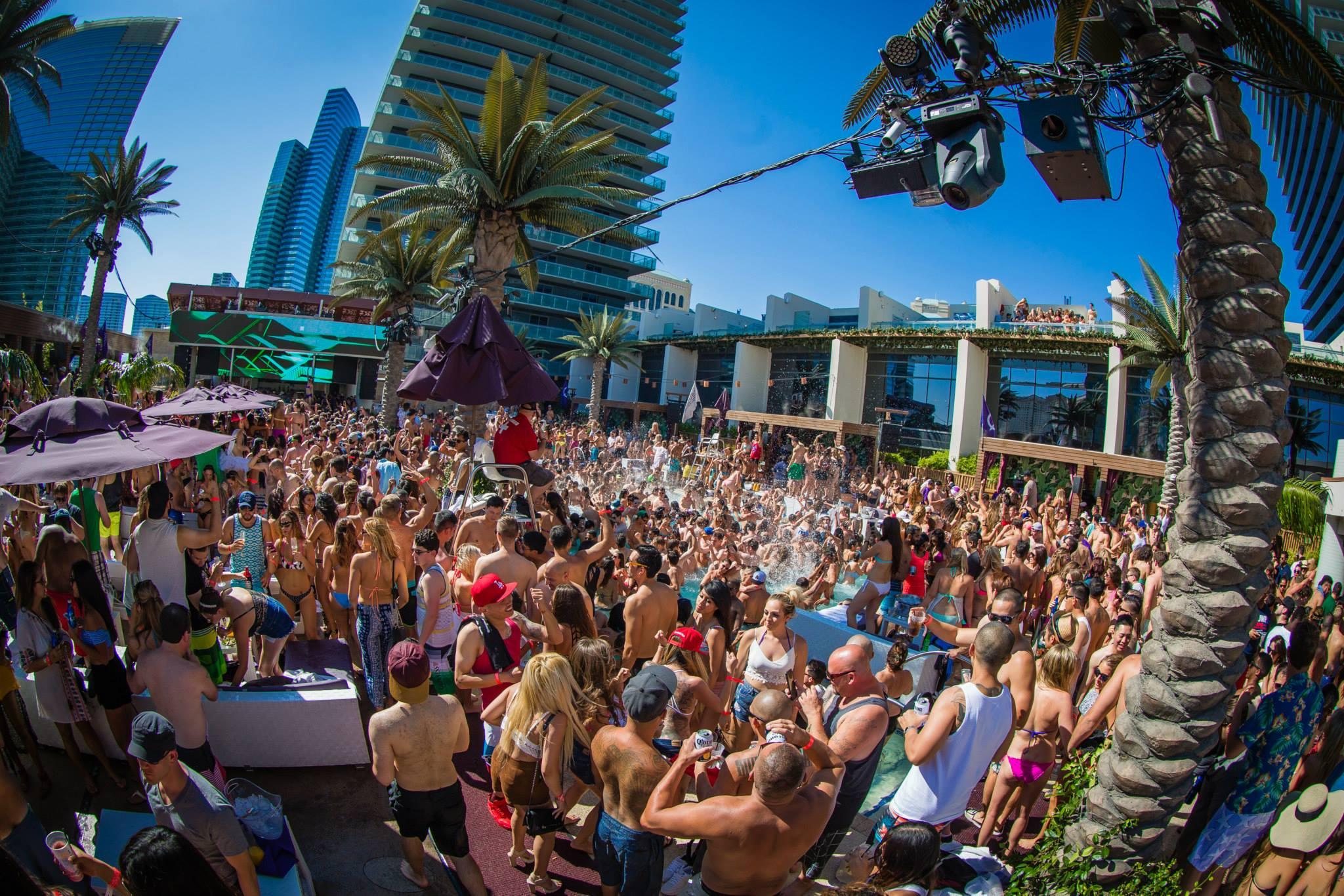 Marquee Dayclub at The Cosmopolitan Las Vegas