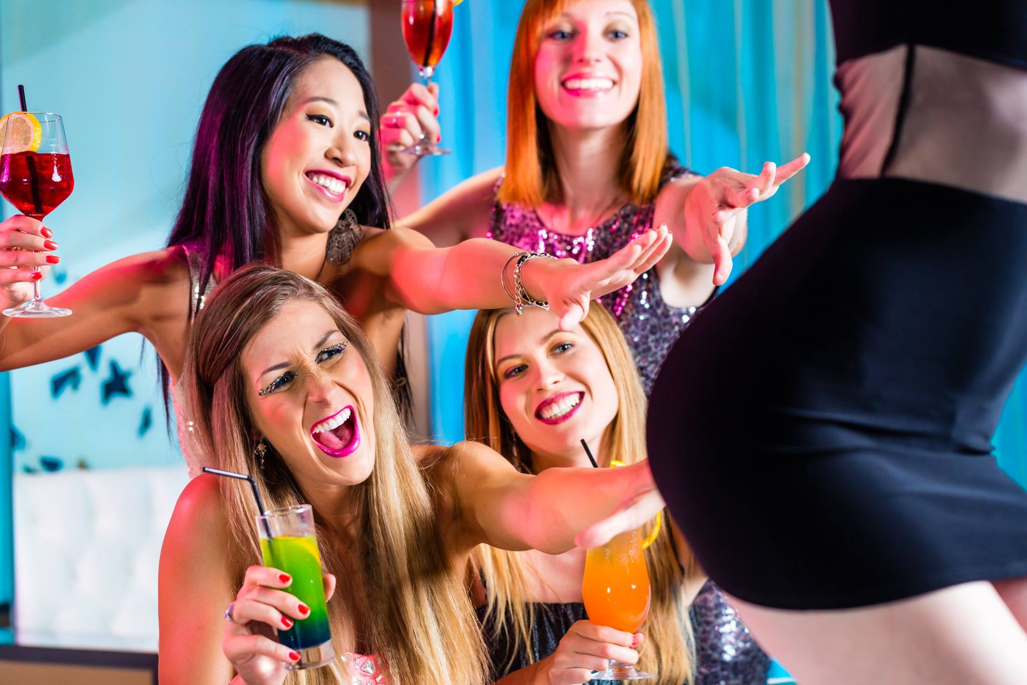 Book your Stripper 101 Party right on the Vegaster App