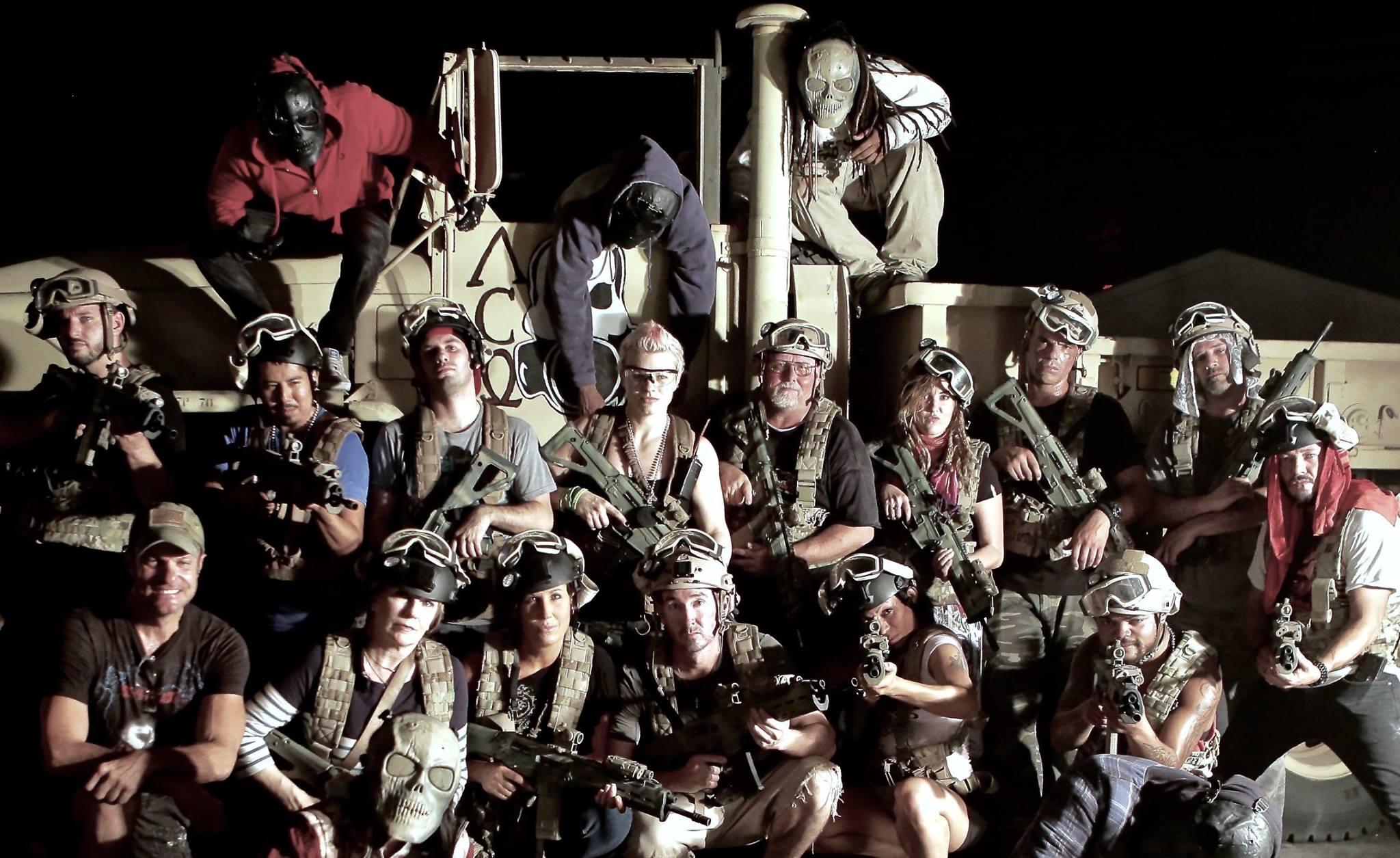 Adventure Combat Ops is a Vegaster TOP Pick for Adrenaline Activity
