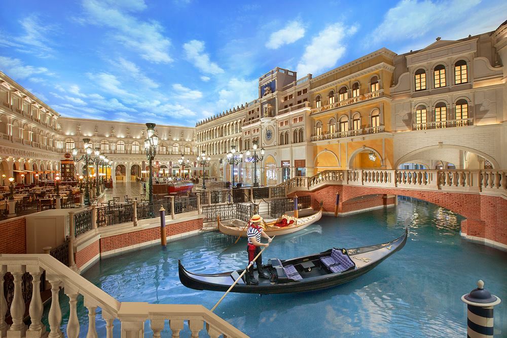 The Venetian Las Vegas Hotel & Casino