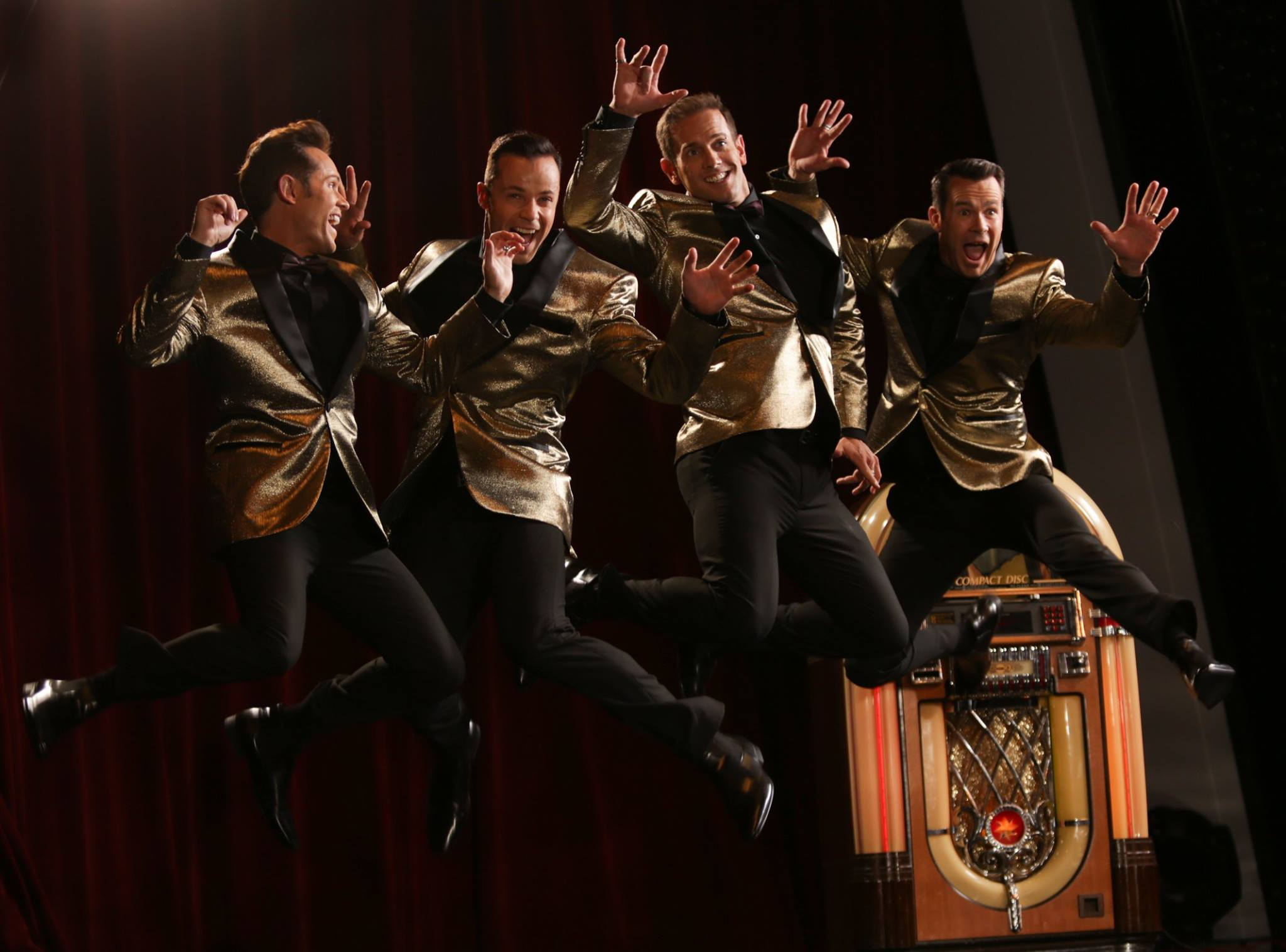 Grab Your Human Nature Jukebox Tickets On Vegaster Today!