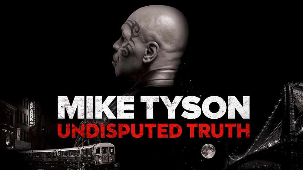 Mike Tyson @ MGM Grand Las Vegas