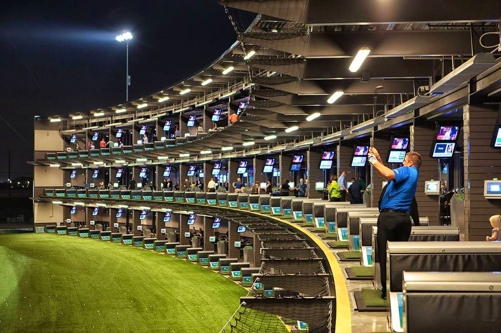 Topgolf @ MGM Grand Las Vegas