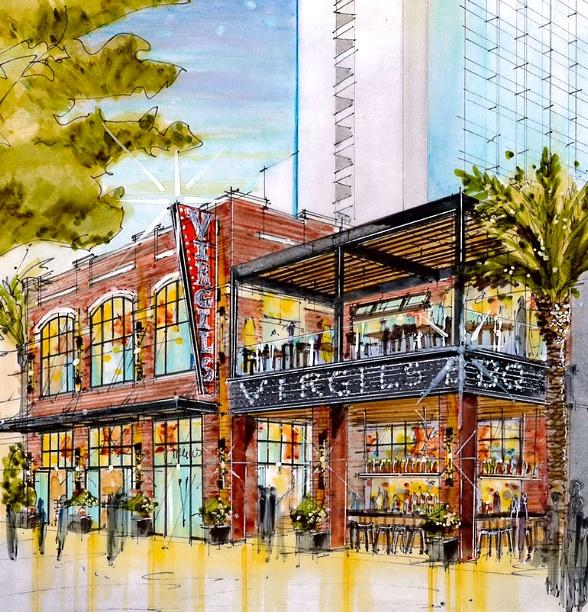 Virgil's Real BBQ coming to the Linq Promenade