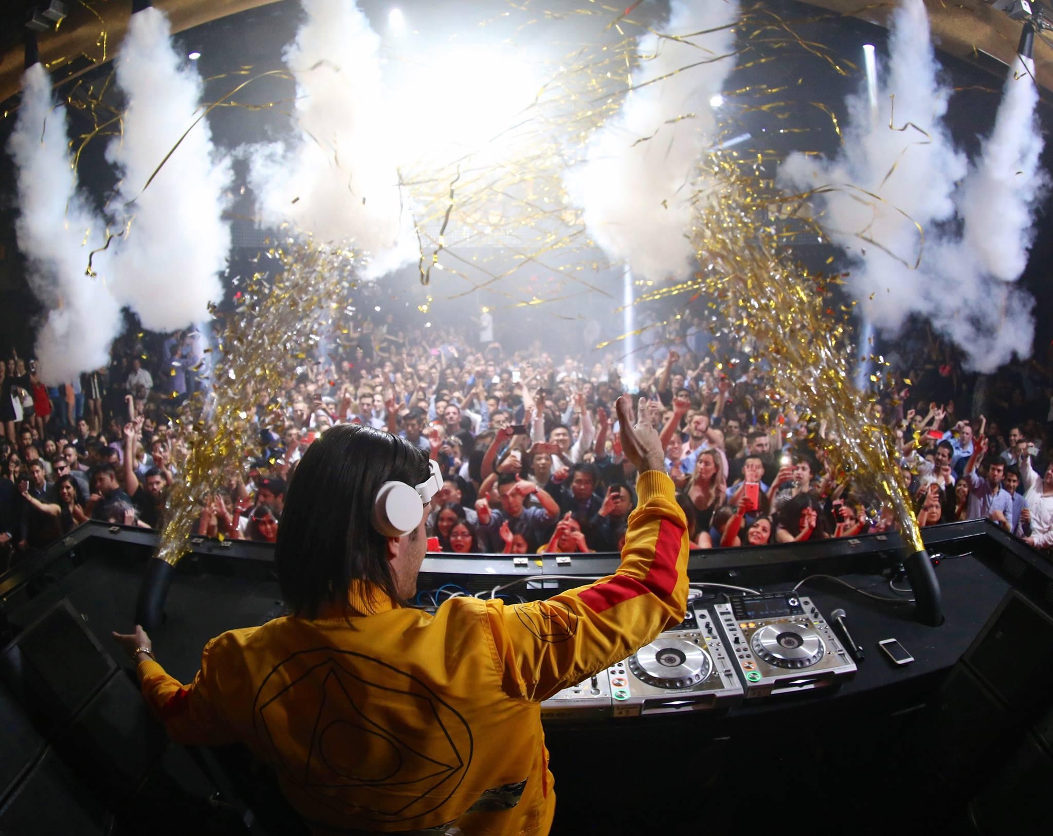 Bottle Service Las Vegas XS Nightclub Wynn