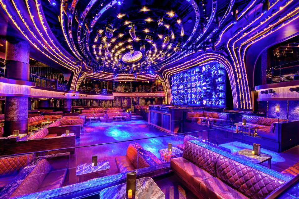Jewel Nightclub inside Aria Las Vegas Hotel & Casino
