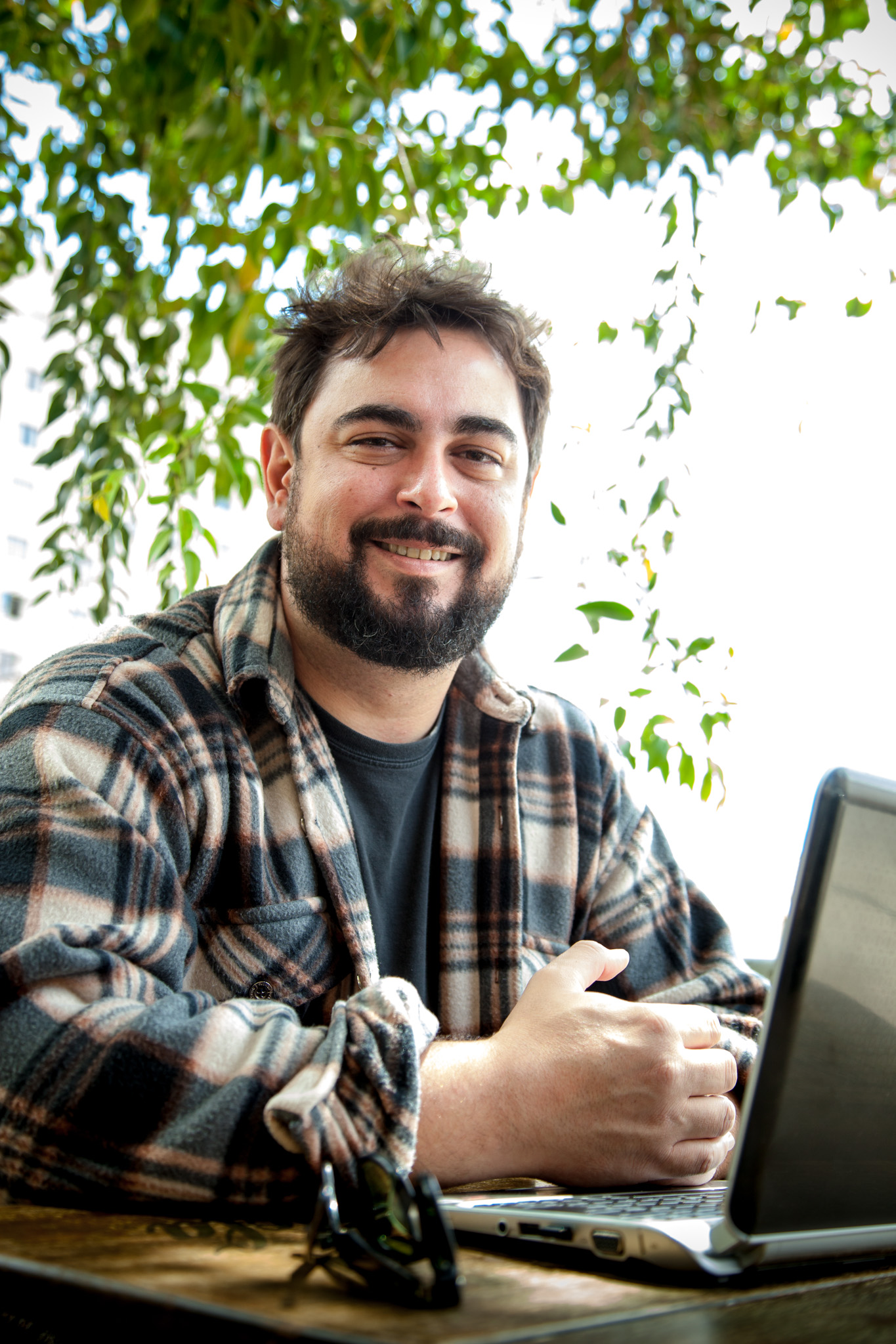 Fabian Ponzi, do blog Bebendo Bem (Foto: Ricardo Jaeger)