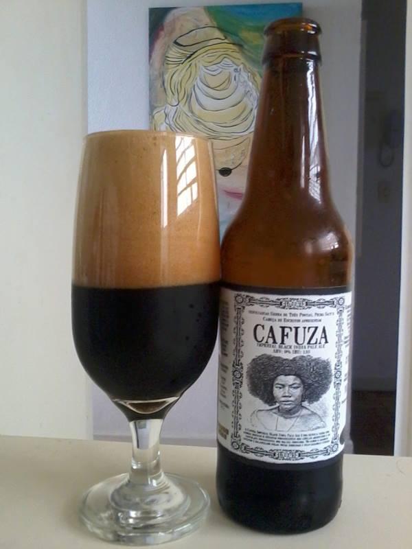 A Cafuza foi considerada uma das melhores cervejas caseiras em 2012/2013