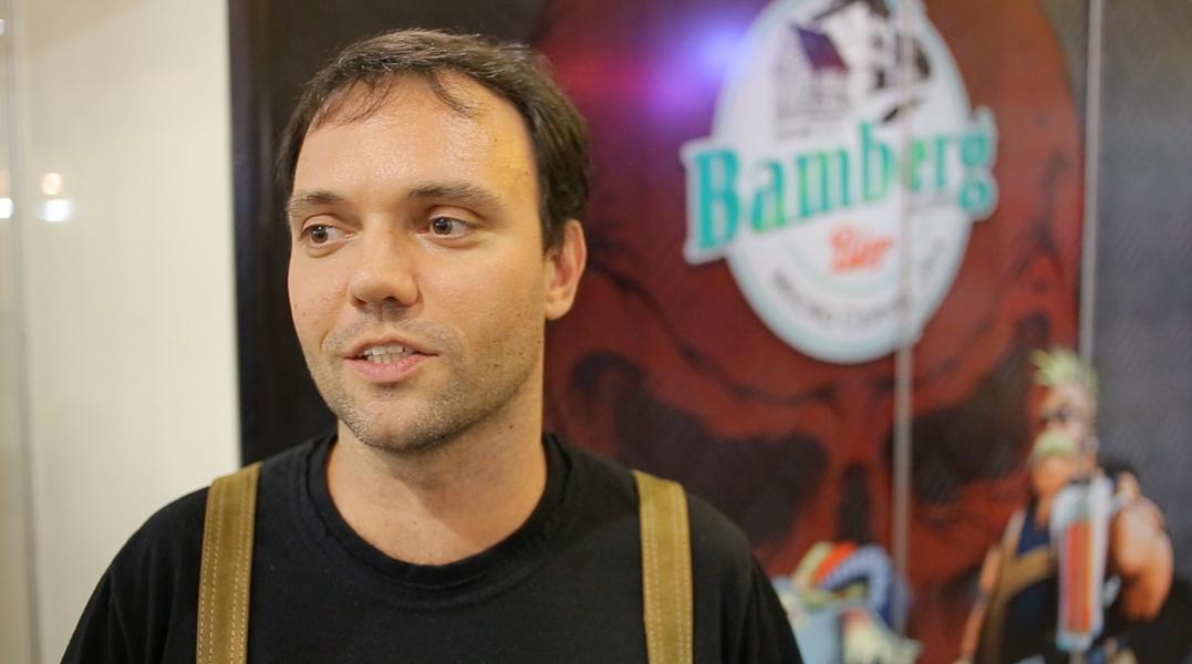 Nas duas primeiras edições da Copa Cervezas de América, a Bamberg, de Alexandre Bazzo, foi escolhida a melhor cervejaria, mas ele lembra que ganhar medalhas não é o único foco. (Foto: Ricardo Jaeger/Arquivo Beer Art)
