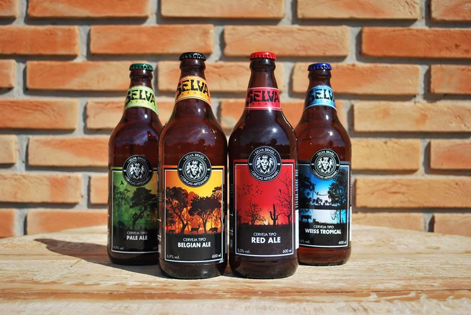 Quatro rótulos fazem parte do portfólio permanente da cervejaria (Foto: Divulgação)