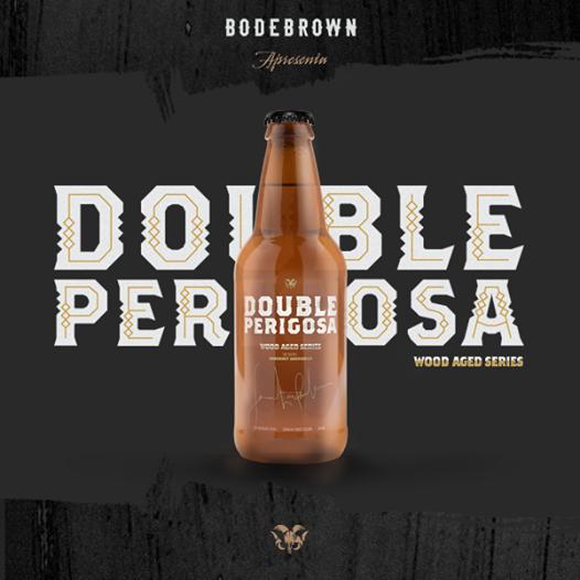 A Double Perigosa Wood Aged 2014 pode ser adquirida na pré-venda da cervejaria (Foto: Divulgação)