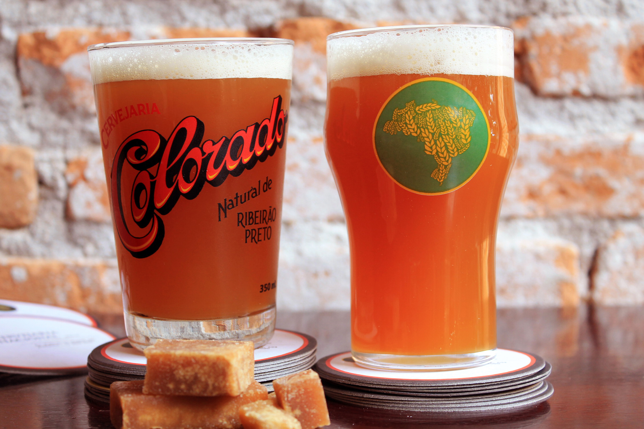 Cerveja da Colorado, de Ribeirão Preto, e da Nacional, da capital paulista, tem6,5% de teor alcoólico e IBU 25(Foto: Divulgação)