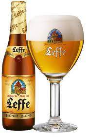 Leffe Blonde é o destaque