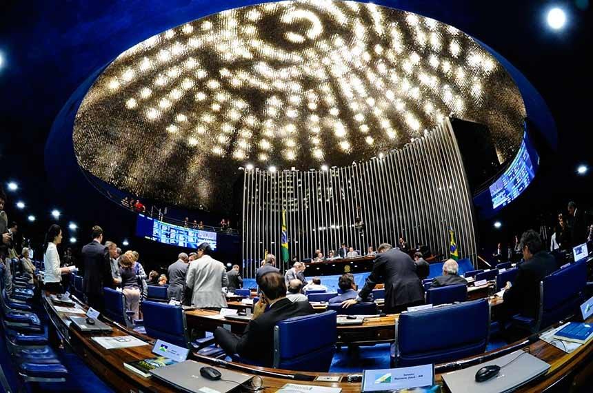 Depois de senadores terem aprovado o texto, na noite desta quarta, resta apenas a sanção presidencial (FOTO:WaldemirBarreto/Agência Senado)