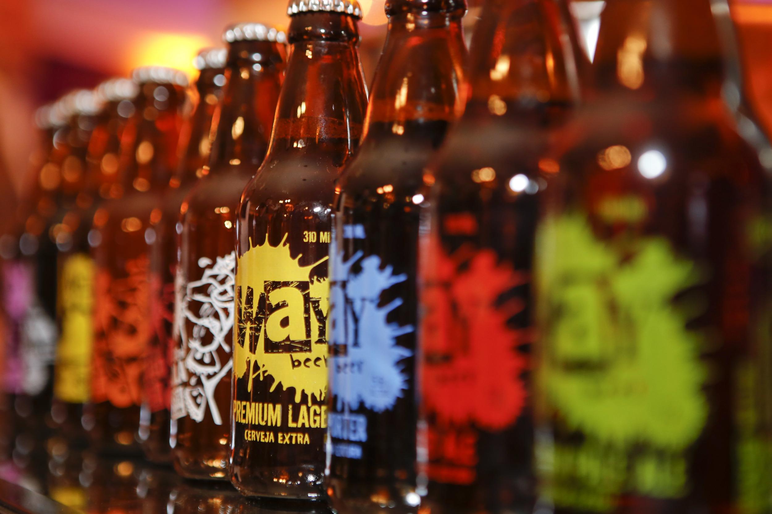 Way Beer vai oferecer suas cervejas na Feira Gastronômica do Litoral (Foto: Divulgação)