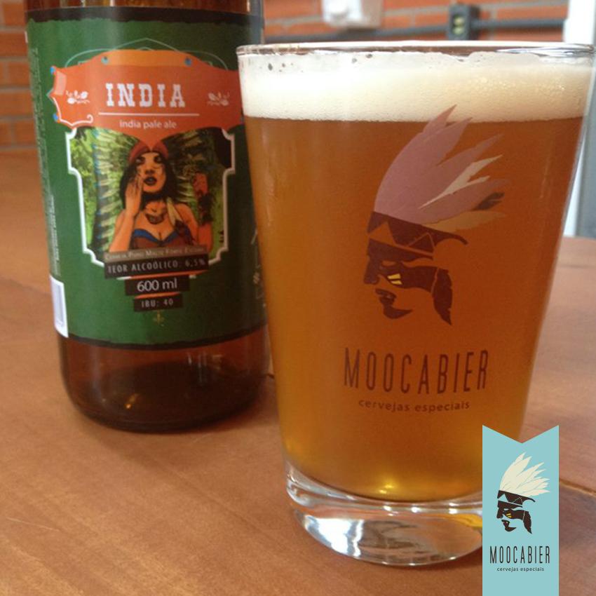 India, umindia pale ale com 6,5% de alcool e 40 IBU (Foto: Divulgação)