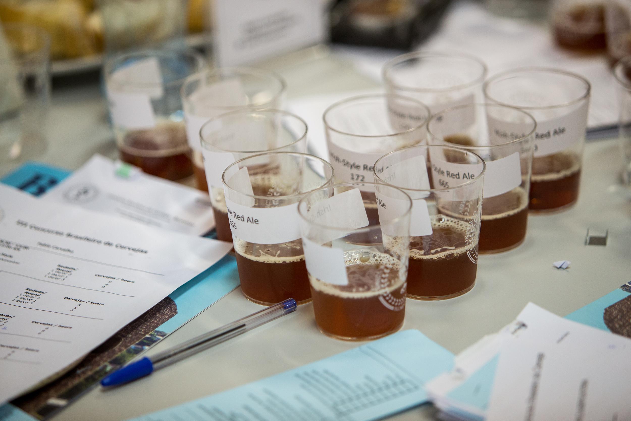 São 117 estilos de cerveja em julgamento neste ano, sendo 41 a mais do que 2014 (Foto: Ricardo Jaeger/Beer ART)