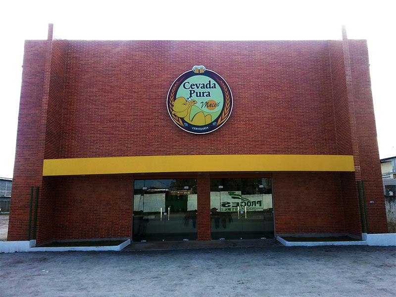 Com o objetivo delevar os produtos para o Nordeste, foi aberta em 2014 a primeira microcervejaria de Alagoas (Foto: Divulgação)