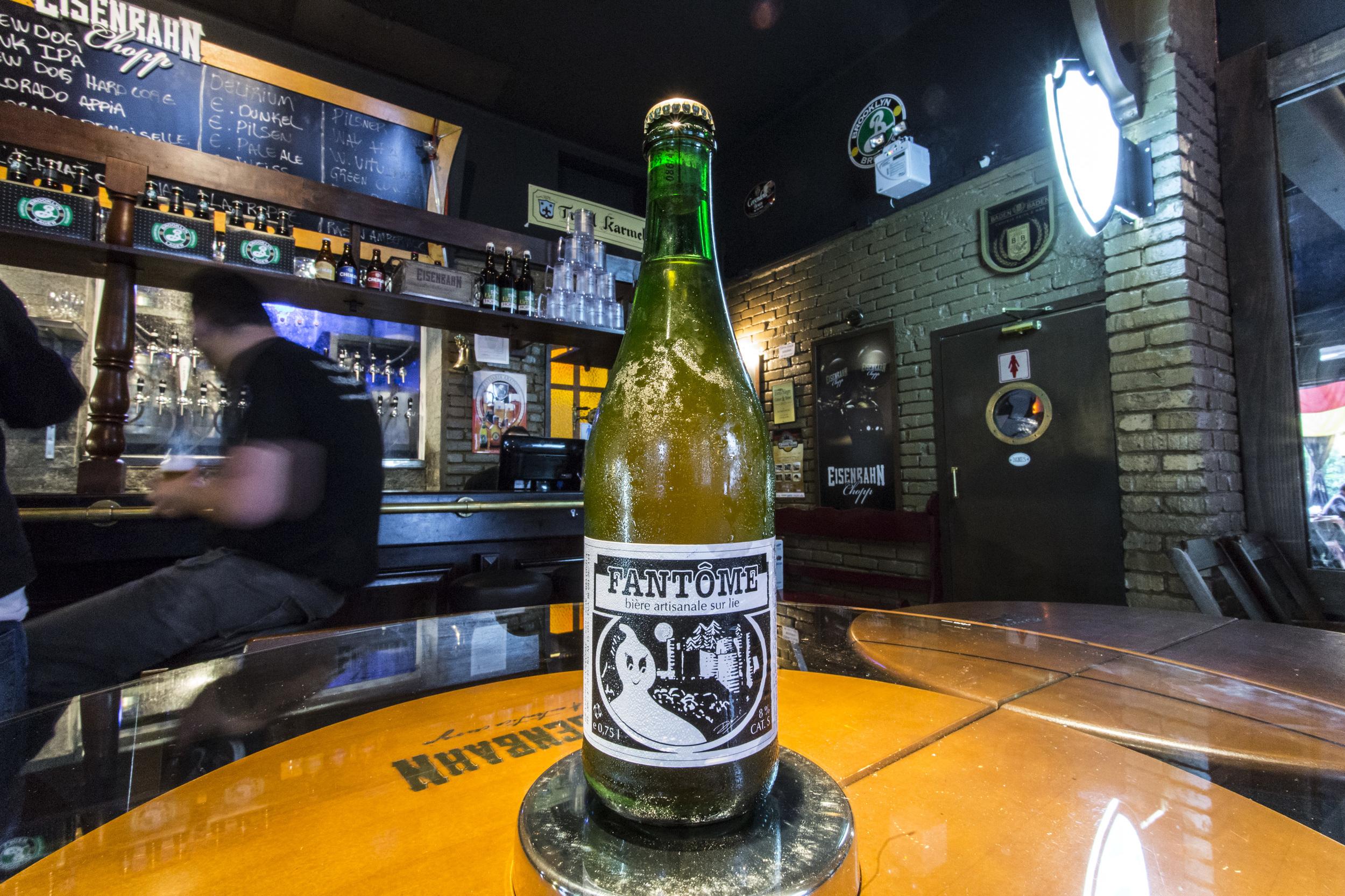 O mais votado, o Biermarkt Vom Fass está localizado no elegante bairro Moinhos de Vento (Foto: Ricardo Jaeger/Revista Beer Art)