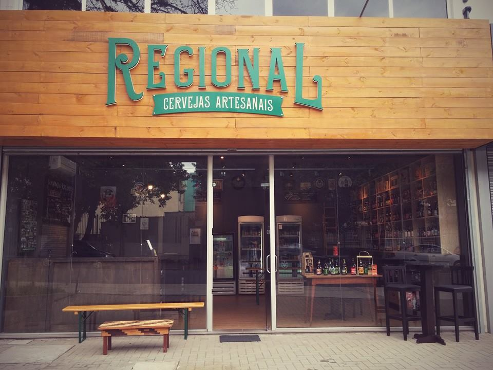 Empório especializado em rótulos artesanais gaúchos (Foto: Divulgação)