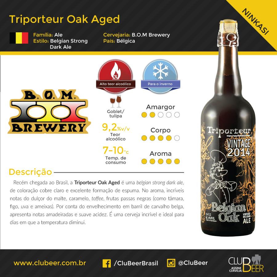 Triporteur Oak Aged